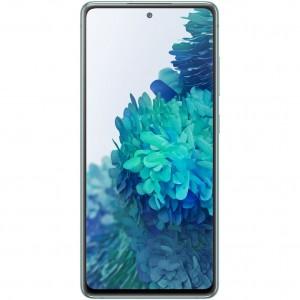 SAMSUNG Galaxy S20 Fan Edition,5G 128GB, 6GB RAM, Dual SIM, Cloud Mint