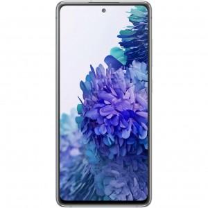 SAMSUNG Galaxy S20 Fan Edition,5G 128GB, 6GB RAM, Dual SIM,Cloud White