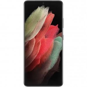 Samsung Galaxy S21 Ultra, Dual SIM, 256GB, 12GB RAM, 5G, Phantom Black
