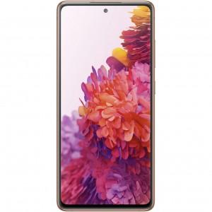 SAMSUNG Galaxy S20 Fan Edition 5G, 128GB, 6GB RAM, Dual SIM,Cloud Orange