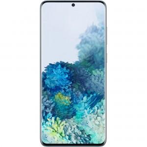 Samsung Galaxy S20 Plus, Dual SIM, 128GB, 12GB RAM, 5G, Aurora Blue