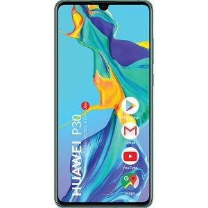 HUAWEI P30, 128GB, 6GB RAM, Dual SIM, Aurora Blue
