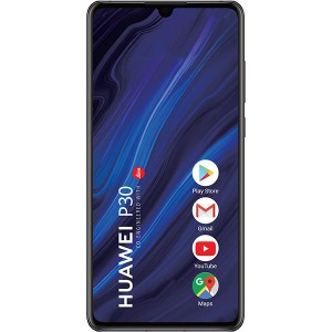 HUAWEI P30, 128GB, 6GB RAM, Dual SIM, Midnight Black