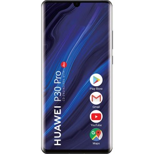 HUAWEI P30 Pro, 128GB, 6GB RAM, Dual SIM, Midnight Black