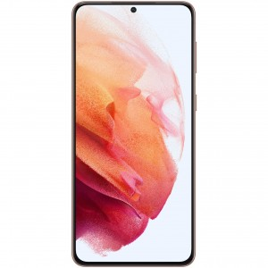 Telefon mobil Samsung Galaxy S21 Plus, Dual SIM, 128GB, 8GB RAM, 5G, Phantom Gold