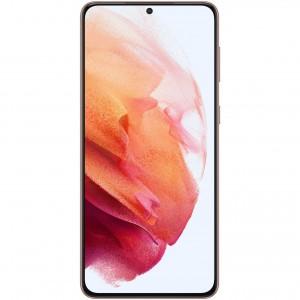 Telefon mobil Samsung Galaxy S21 Plus, Dual SIM, 256GB, 8GB RAM, 5G, Phantom Gold