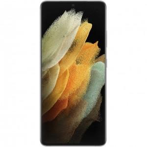 Samsung Galaxy S21 Ultra, Dual SIM, 128GB, 12GB RAM, 5G, Phantom Silver